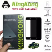 Iphone 7 - 7 Plus KINGKONG Full Cover Tempered Glass Gorilla Glass