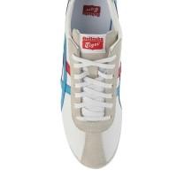 Best Seller Sepatu Sneakers ONITSUKA TIGER Corsair Putih Biru Merah O
