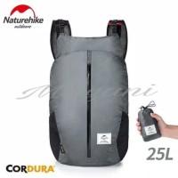 Tas Lipat Waterproof 25L Naturehike NH18B510-B-DL05 Silicone Backpack