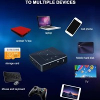 Mini Smart Projector Android AODIN 2+16GB 150 REAL ANSI