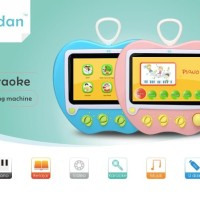 Mainan Eletronik Edukasi Anak - Midan K5 - Mainan Karaoke