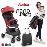 Aprica Nano Smart Stroller Bayi - Kereta BAyi - Kereta Dorong Dorongan