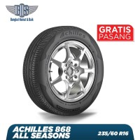 Ban Mobil Achilles 868 All Seasons - 235/60 R16 100V - GRATIS PASANG