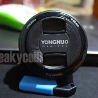 Yongnuo YN 50mm Fix Lens For Canon EF Prime / Fixed Lens 50 mm F1.8