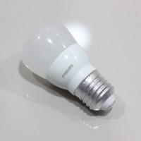Lampu Bohlam Putih / Lampu LED PHILIPS Led Bulb 3 Watt 1003918