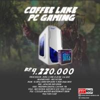 PC GAMING i3 8100 GTX 1050 Ti 4GB RAM 8GB