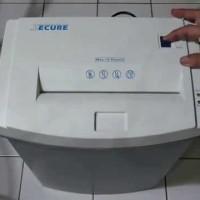 Mesin Penghancur Kertas SECURE EZSC 6315A