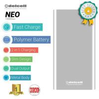 Delcell Powerbank Neo 10000 mah Real Capacity Polymer ( 10000mah )