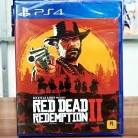 Game PS4 Red Dead Redemption 2 (RDR 2)