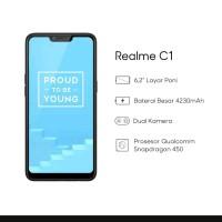 Realme C1 Ram 2/16 Gb Garansi Resmi Oppo