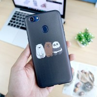 Soft Case Oppo A3s/A7/F5/F7/F9 3BEARS CASE