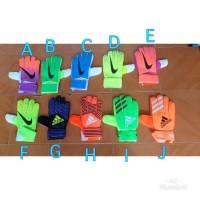Sarung Tangan Kiper Bola dan Futsal Adidas Nike Tulang Finger Save GK