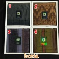 Sarung Gajah Duduk Signature / Sarung Tenun Premium / Sarung Motif