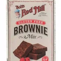 Bob's Red Mill Gluten Free Brownie Mix Tepung Brownies USA Snack Sehat