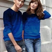 sweatshirt couple | sweater couple | sweater kembar | alfabet lp