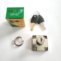 Kunci Laci / Loker / Lemari Huben HM-181