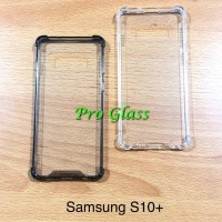 Samsung S10 Plus S10+ Anticrack / Anti Crack / ACRYLIC Case Silicone