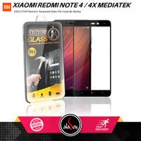 Tempered Glass Xiaomi Redmi Note 4 4X Mediatek Full Cover Executor