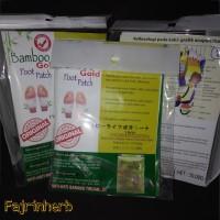 Bambo gold foot patch / Koyo kaki herbal