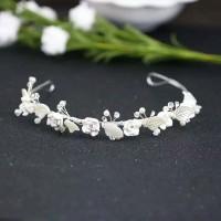 Bride Wedding Hair Accessories AR031 / Headpiece / Aksesoris crystal