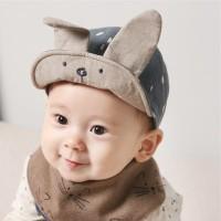 topi anak bayi - buni