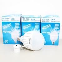 Lampu LED/Bohlam LED Sentuh On Off 25 Watt ( 25W ) - Lampu Emergency