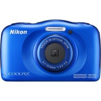 Nikon Coolpix W100, Kamera Tahan Air dengan Desain Imut & Lucu