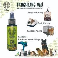 Penyerap Bau Kandang Hewan - SanGreat Pet Care