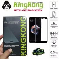 Xiaomi Redmi Note 5 Pro Full Cover Tempered Glass Gorilla Kingkong