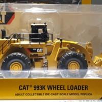 Cat 993K Wheel Loader skala1:50 DIECAST