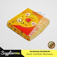 Dus Box Kemasan Martabak/Roti Maryam/Pizza/roti canai isi 50 pcs