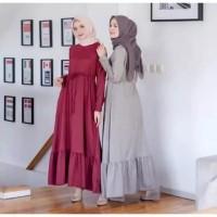 Reinn Gamis Busui Ukuran XL Baju Muslim Wanita