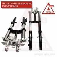 Shock Depan Byson As Honda Shockbreaker Dpn Bison Pnp CB GL MP Tiger