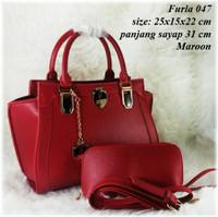 """Tas wanita Furla 045/tas wanita branded murah/handbag wanita impor"""""""
