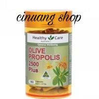 Healthy care Olive Propolis 2500 plus isi 180 kapsul