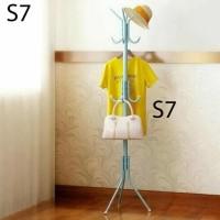 HOT SALE Standing Hanger multifunction tiang gantungan topi tas jaket