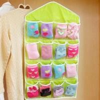 HOT SALE 060 POUCH GANTUNG / Korean Underwear Pouch sekat / gantungan