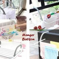 HOT SALE Hanger Balkon (Gantungan serbaguna yang bisa digantung di