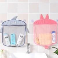 HOT SALE gantungan kantong penyimpanan mainan serbaguna kamar mandi