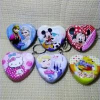 HOT SALE Gantungan kunci-tas serbaguna motif love bergambar kartun