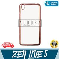 Case Asus Zenfone Live 5'' / ZB501KL A007 Softcase Chrome Premium