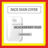 Back Door Cover Bb 9220 Davis 9320 White Ori TUTUP BATRE CASING 701335