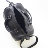 tas kulit asli wanita - tas wanita kulit asli bahan premium hitam