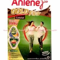 Anlene Gold Coklat Susu Anline Susu Kalsium Gold Usia 51+ Keatas 250gr