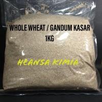 WHOLE WHEAT / GANDUM KASAR / OATS 1KG
