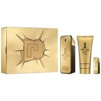 original parfum GIFT SET Paco Rabanne One Million Men 100ml Edt - 1