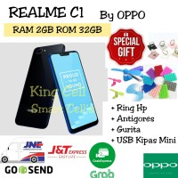 REALME C1 RAM 2GB ROM 32GB 2019 GARANSI RESMI OPPO