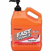 permatex fast orange hand cleaner 3.785 liters hand cleaner fast orang