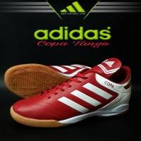Sepatu Futsal Adidas Copa Tango Merah Putih Import