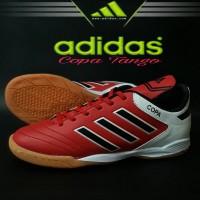 Sepatu Futsal Adidas Copa Tango Merah Hitam Import